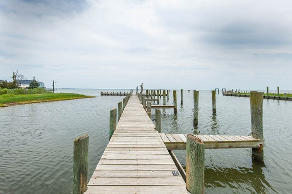 dock in greenbackville va