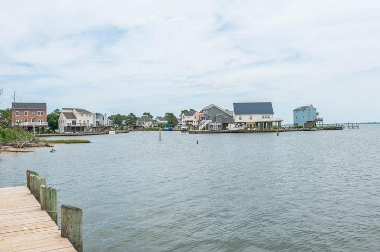 waterfront homes in greenbackville va