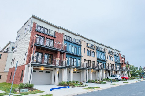 Ashburn Residential Townhomes