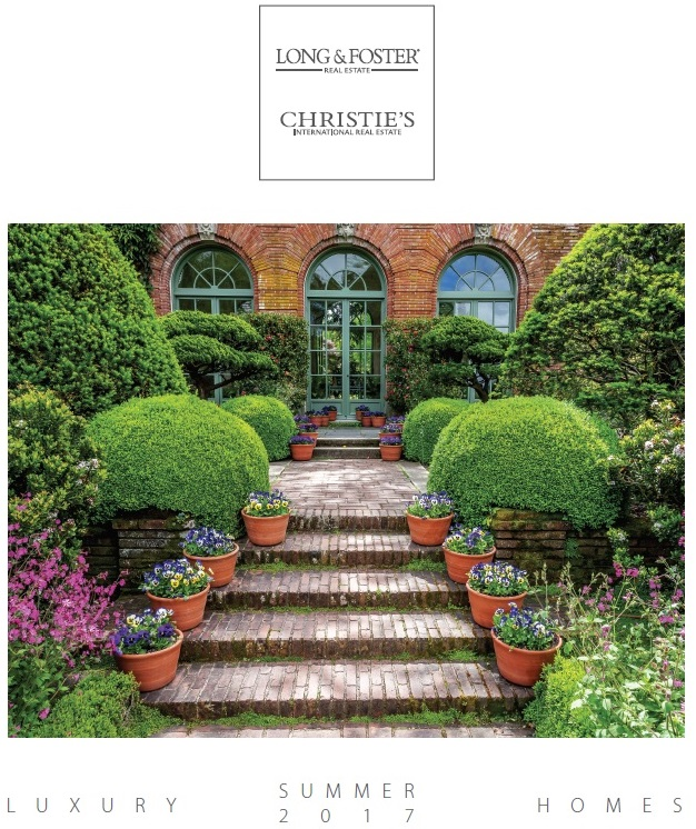 Long & Foster Christie's Summer 2017 Magazine Cover