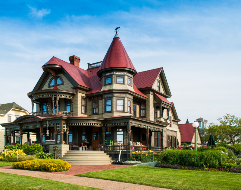 4 Defining Features of Victorian-Style Homes